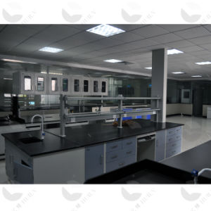 High Quality Steel Lab Bench Certified by CE Used Widely in Different Labs pictures & photos