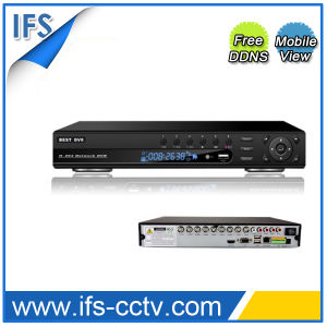 8CH D1 Standalone DVR with 1080P HDMI (ISR-7208ND)