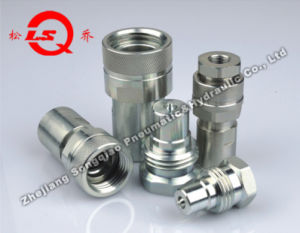 Kze-Bd Thread Locked Type Hydraulic Quick Coupling pictures & photos