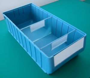 Virgin PP Industrial Plastic Storage Bin pictures & photos