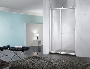 Tempered Glass Shower Enclosure (BA-L816) pictures & photos