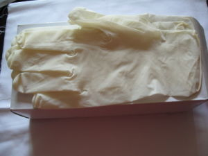 Latex Examination Gloves (powdered 5.0G) pictures & photos