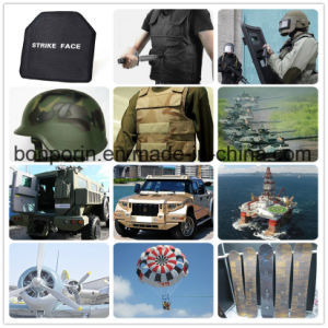 High Performance Ballistic Fiber UHMWPE pictures & photos