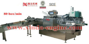 Full-Automatic High-Speed Tissue Cartoning Packaging Machine pictures & photos