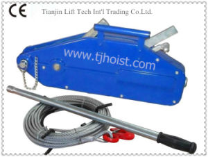 Wiie Rope Hoist with CE, GS