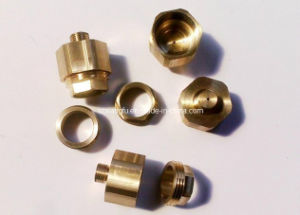 Precision Metal CNC Machining Parts Brass Machined Parts