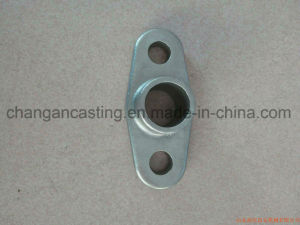 High Precision Steel Casting Valve Cover with ISO 9001