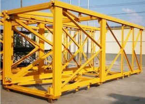 Telescopic Cage for Tower Crane