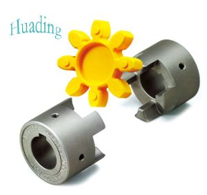 Elastic Jaw Coupling for Transmission
