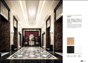 Super Glossy Glazed Copy Marble Tile