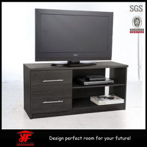 China Cheap Living Room Furniture Led Lcd Tv Table Wood Tv Table