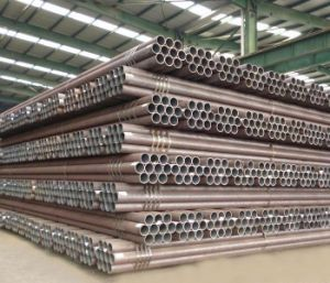 ASTM A106 Grb Sch40 Seamless Steel Pipes