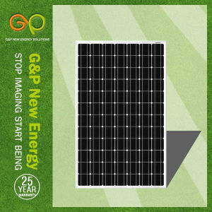 Solar Module Panel Good Quality with TUV/IEC/Ce/ISO Mono215W pictures & photos