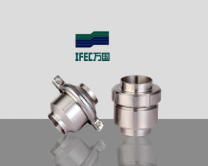 Sanitary Stainless Steel Hygienic Check Valve pictures & photos