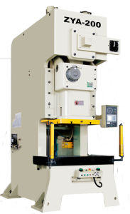 Good Price High Precision Crank Press Zya-250ton pictures & photos