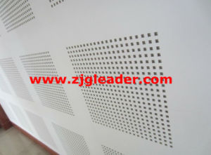 Decoration Material Sound Insulation Ceiling Panel pictures & photos