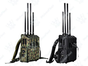 Manpack RF Signal Jammers Multi-Band Transportable System pictures & photos