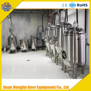 5bbl Industrial Beer Making System, Craft Beer Making Machine