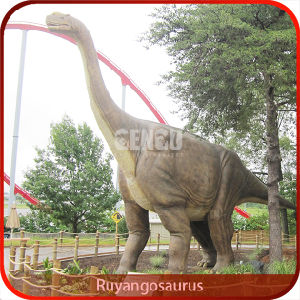 High Simulation Amusement Park Animatronic Dinosaur pictures & photos