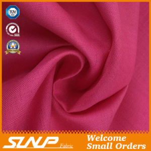Dyeing  Linen Cotton Fabric for Shirt Pants