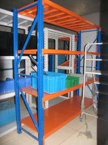 Warehouse Medium Shelf Manufacturer (JW-HL-827) pictures & photos