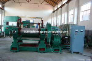 Rubber Sheet Mixing Mill Machine pictures & photos