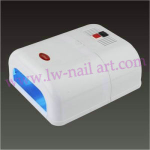 36W Nail UV Lamp Nail Light with Timer 120s White Color Nail Beauty Nail Tool