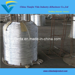 High Zinc Coating Steel Wire