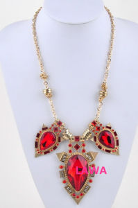 Fashion Lady Necklace Handmade Necklace (LSS31)