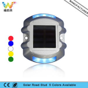 Aluminum Road Reflector Solar Power LED Light Solar Road Stud pictures & photos