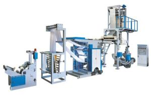 Flexography Printing Unit for Plastic Film Blowing (YT-45-55CW)