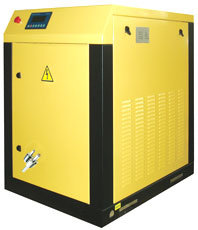 Stationary Air Compressor 18kw, 7bar pictures & photos