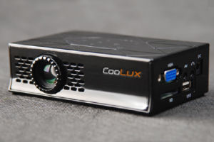 COOLUX Micro Projector (Video Game Accessories)