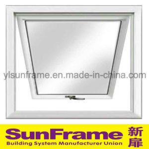 Aluminium Top-Hung Window in White with Excellent Condition pictures & photos