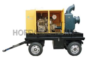 CYZ Trailer Diesel Engine Self-Priming Centrifugal Water Pump pictures & photos
