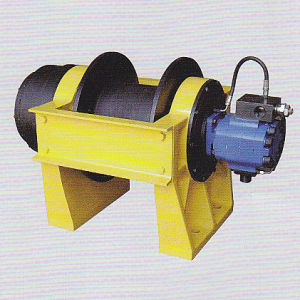 Hydraulic Drive Winch (YJP270) pictures & photos