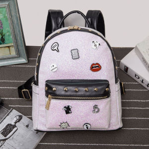 The Newest Designer Women Fashion Cartoon Backpack pictures & photos