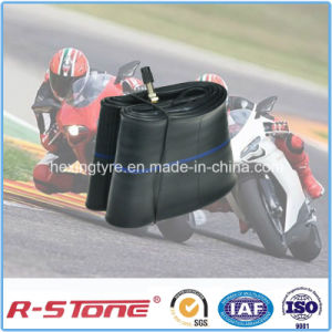 High Quality Natural Motorcycle Inner Tube 2.75-17 pictures & photos