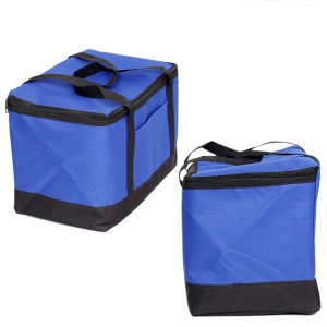 Flexible Custom Insulated Picnic Non Woven Cooler Bag (LJ-366)