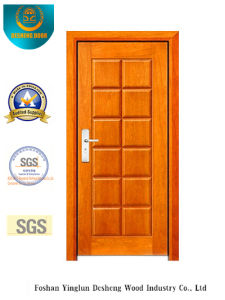 Modern Style Security Steel Door for Interior or Exterior (B-3010) pictures & photos