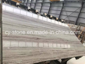 Chinese Crystal Wood Marble for Wall and Floor