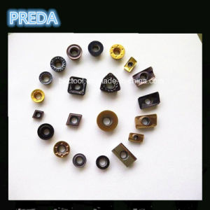 Preda High Precision Milling Inserts Apkt/Apmt/Seen/Rpmw pictures & photos