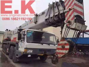 130ton Hydraulic Jib Crane Zoomlion Crane (QY130) pictures & photos