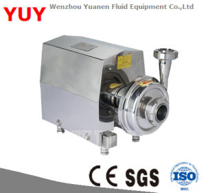 Food Grade Sanitary Hygienic Milk Centrifugal Pump pictures & photos