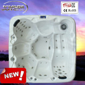 Newly Design Luxury Balboa System Indoor 5 Person Hot Tub with Aristech Acrylic Hot Tub pictures & photos