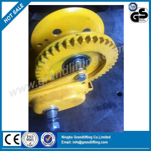 Quality Cable Winch Wire Rope Hand Winch pictures & photos