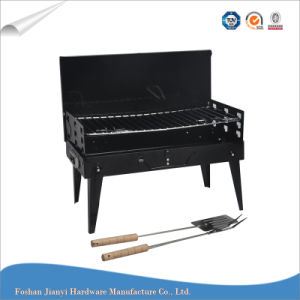 Camping Mini Porrable BBQ Charcoal Barbecue Grill