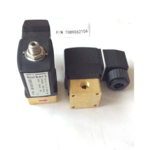 Air Compressor Part Intake Valve Solenoid Valve 24 V pictures & photos