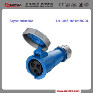 Panel Outlet Socket/IEC60309 Connector for Distribution Cabinet pictures & photos