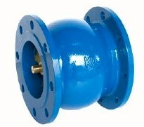 Epoxy Coating Ductile Iron Silent Check Valve pictures & photos